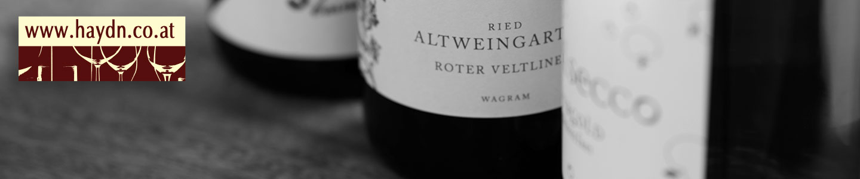 haydn – wine & spirit from austria